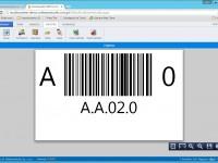 etykieta miejsca składowania
